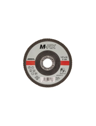 Lamellskiva Mirka M-Fix 127X22mm Z 120