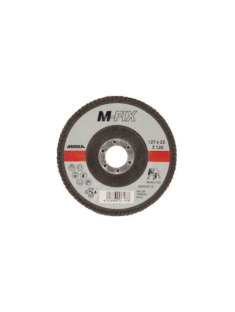 LAMELLILAIKKA MIRKA M-FIX 127X22MM ZIR LASIK. 120