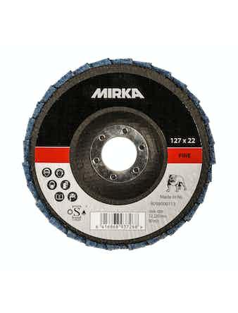 Poleringslamell Mirka Fine 125mm
