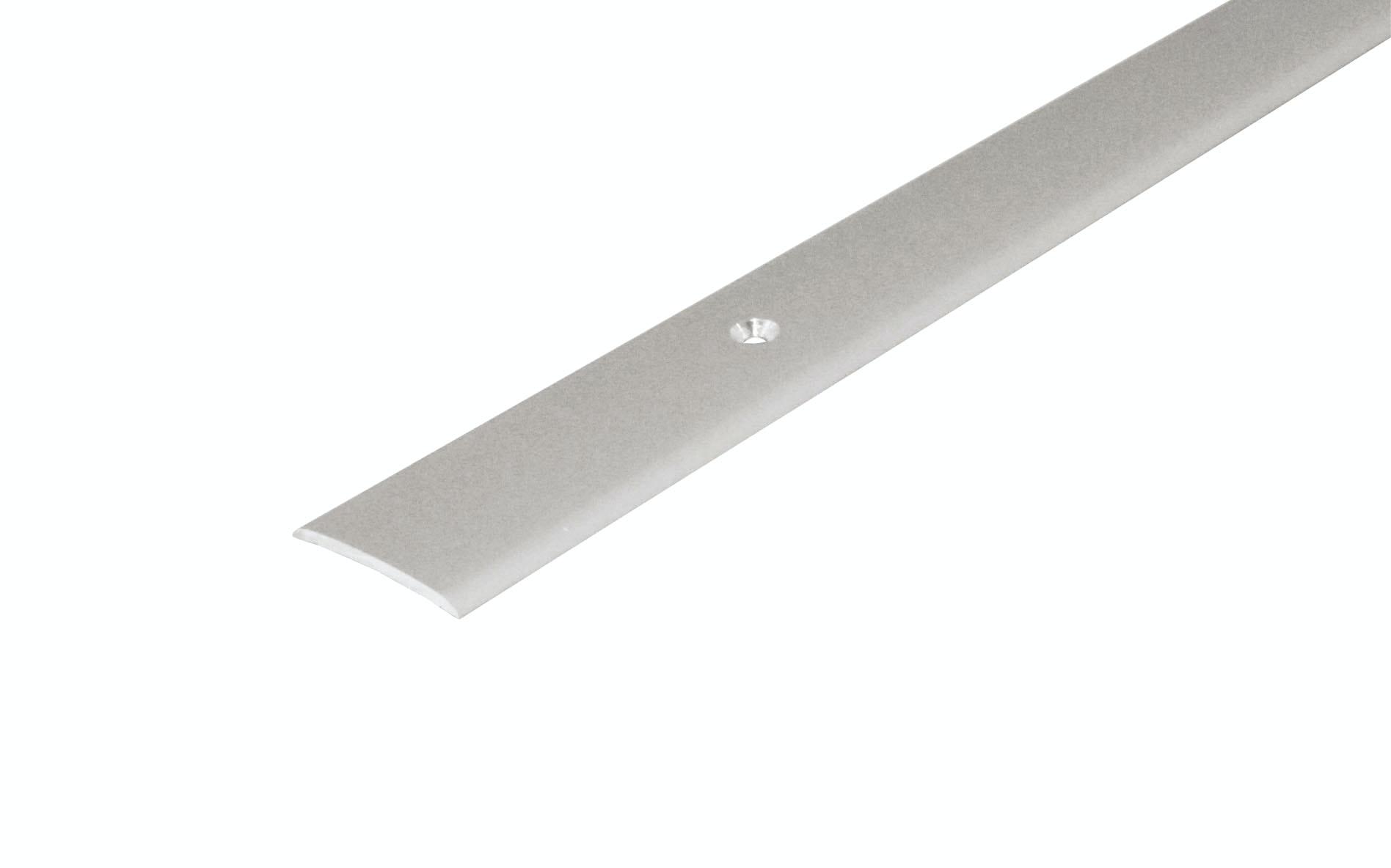 Skarvlist Dione 29mm Slät Skruv. Silver 90cm