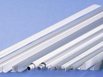Plattlist Dione 20X2mm Silver. 100cm