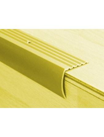 Trappkantlist Dione 29X29mm Guld 90cm