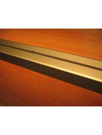 Trappkantlist Dione 42X22mm Guld 90cm