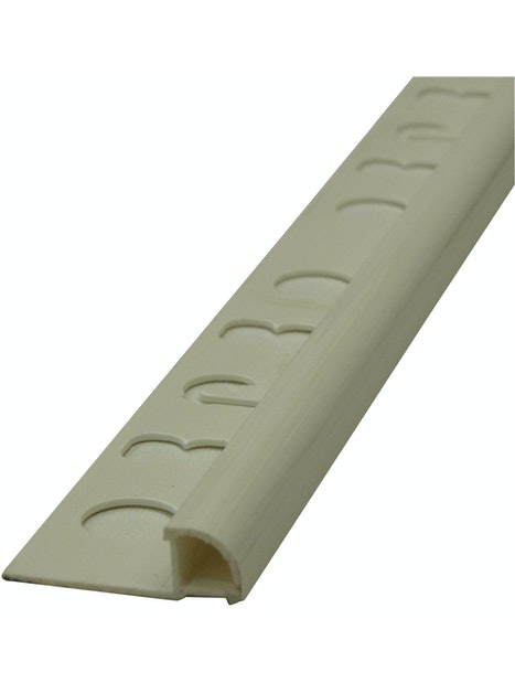 LAATTALISTA 10MM 2,5M MUOVIA 6520-BROKEN WHITE