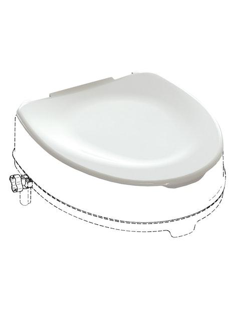 WC-ISTUIMEN KOROKKEEN KANSI NIVELLA LID