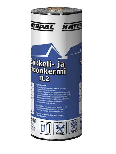 SOKKELI- JA RADONKERMI KATEPAL 0,5X10M