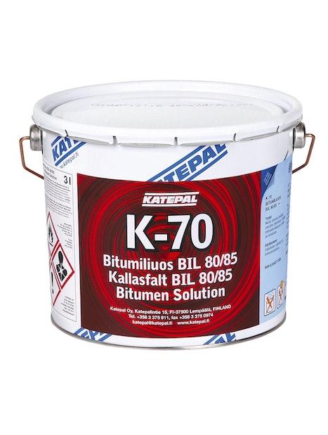 BITUMILIUOS KATEPAL K-70 3L