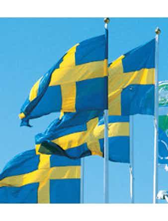 Flagga Flagmore Sverige 360cm 76017