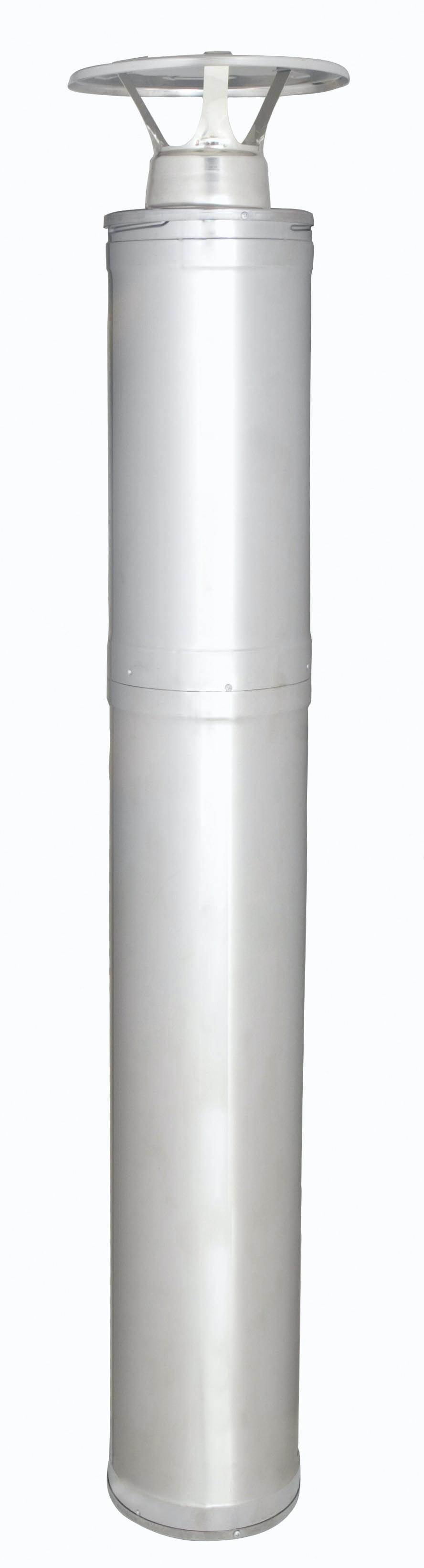 Stålskorsten Harvia WHP1500 Rostfri