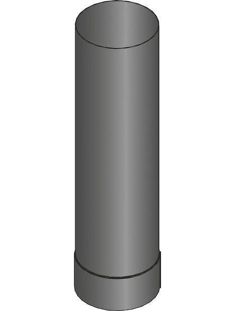 SAVUPUTKI HARVIA 0,5M MAALATTU 115MM
