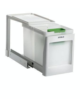 Källsortering Stala Ecoline Eco-2SK 2x10L