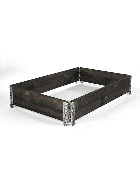 KASVATUSKEHÄ 60X80CM GRAFIITINHARMAA