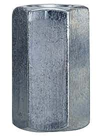 JATKOMUTTERI M10 ZN 50KPL 0,87 KG