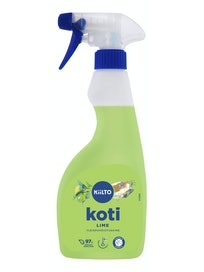 KODINPUHDISTAJA KIILTO LIME SPRAY 500ML