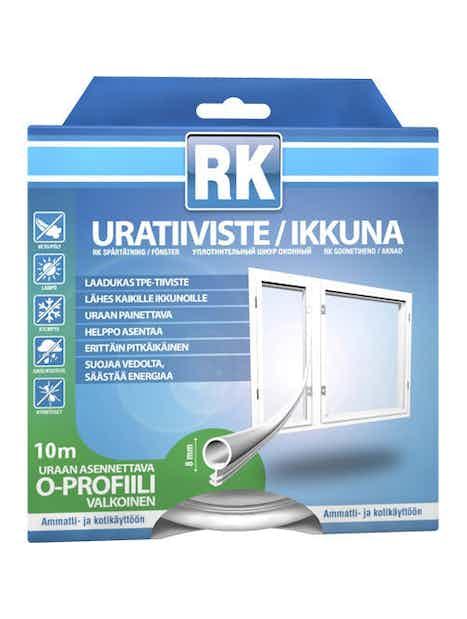 URATIIVISTE IKKUNA RK VALKOINEN 8MMX10M