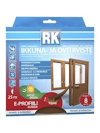 IKKUNA-JA OVITIIVISTE E RK RUSKEA 25M