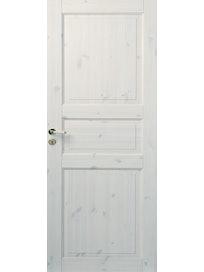 Полотно дверное белый лак 800 х 2100 мм