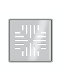 LATTIAKAIVON KANSI VIESER 160X160MM RST