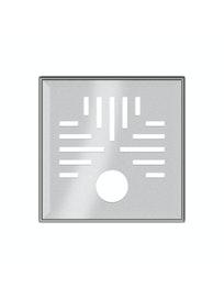 NELIÖKANSI VIESER 160X160X2 LIITOS 32 RST