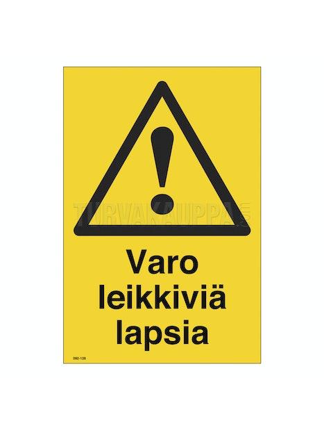 KILPI VARO LEIKKIVIÄ LAPSIA 200X300MM