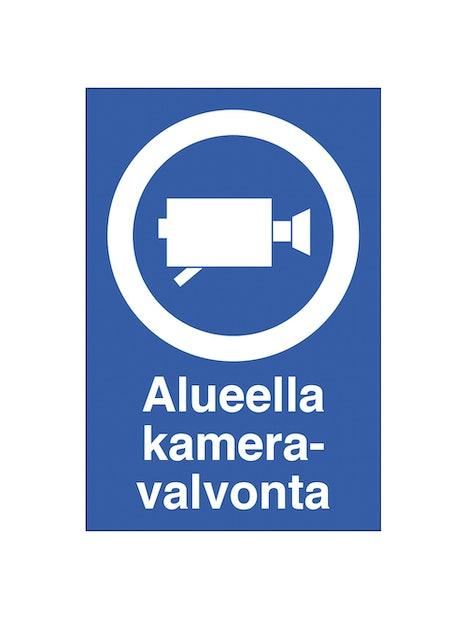 KILPI ALUEELLA KAMERAVALVONTA 200X300MM