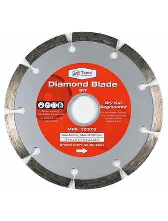 Diamantskiva Tamo 125Mm Segment Diy