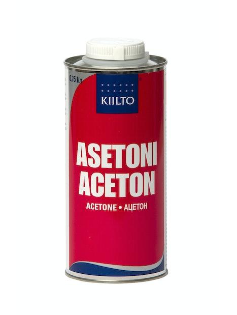 ASETONI 0,75L