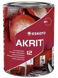 Краска Eskaro Akrit-12