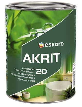 Краска Eskaro Akrit-20