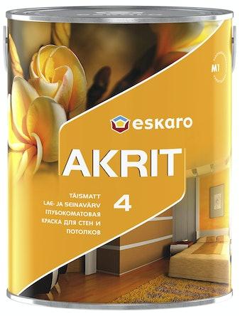 Краска Eskaro Akrit-4