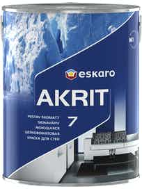 Краска Eskaro Akrit-7