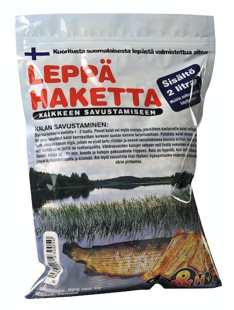 SAVUSTUSHAKE P & H 2L SAVULEPPÄ