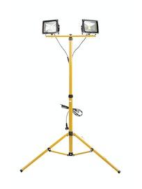 LED-VALONHEITIN LED ENERGIE 2X20W TRIPOD JALUSTALLA