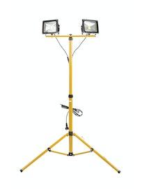 LED-VALONHEITIN LED ENERGIE 2X10W TRIPOD JALUSTALLA