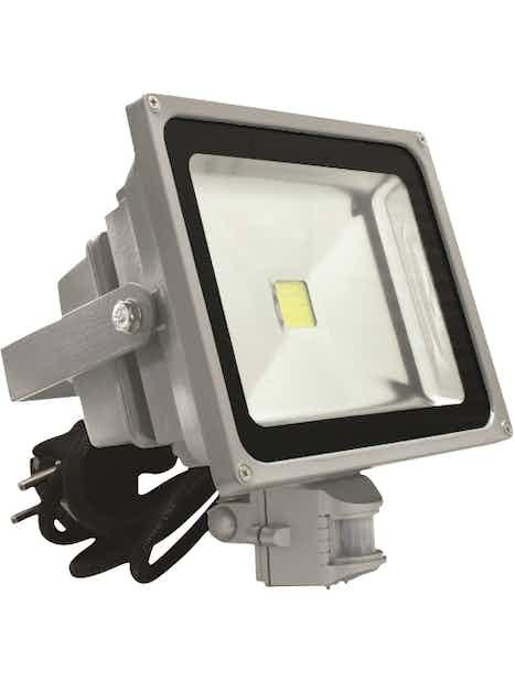 LED VALONHEITIN ENERGIE 50W 4250LM 4500K PIR IP43