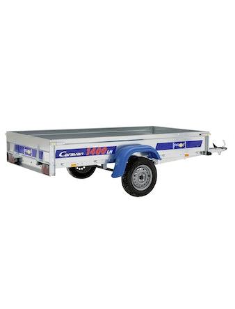 Släpvagn Caravan 1400LH