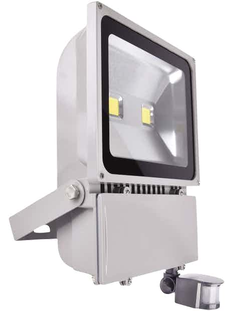 LED VALONHEITIN ENERGIE 100W 8500LM 4500K PIR IP43