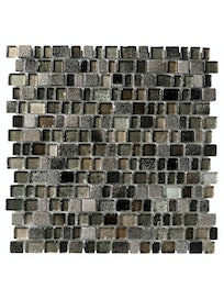 MOSAIIKKI IRREGULAR GREY 30X30