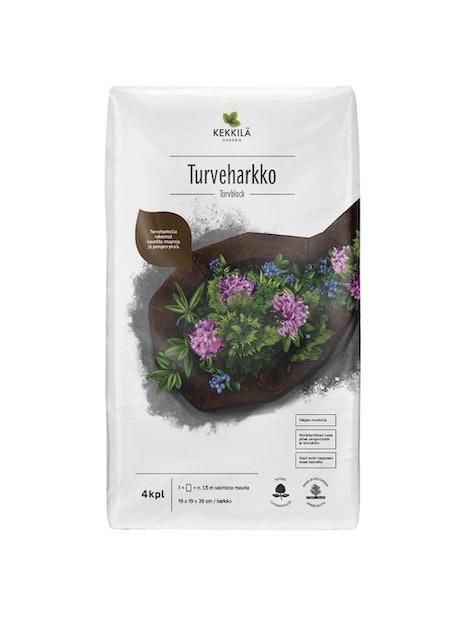 TURVEHARKKO KEKKILÄ 4KPL