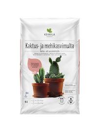 KAKTUS- JA MEHIKASVIMULTA KEKKILÄ 6L