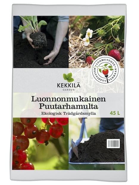 LUONNONMUKAINEN PUUTARHAMULTA KEKKILÄ 45L