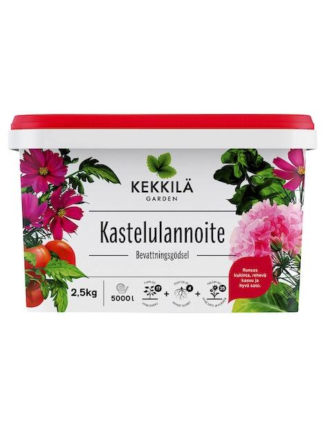 KASTELULANNOITE KEKKILÄ 2,5KG
