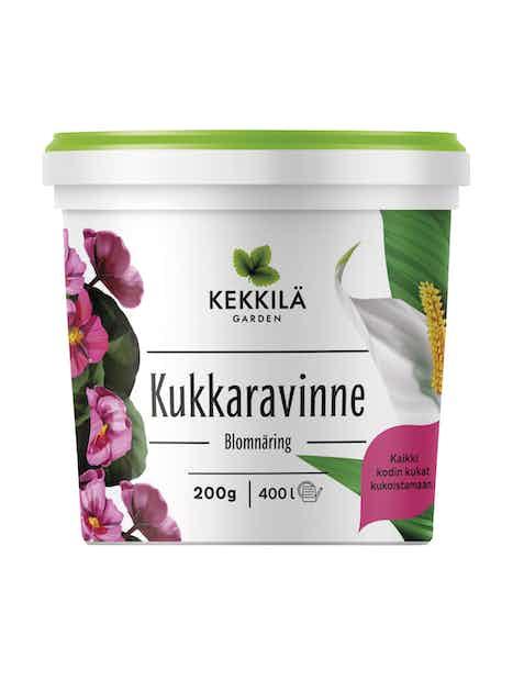 KUKKARAVINNE KEKKILÄ 200G JAUHE
