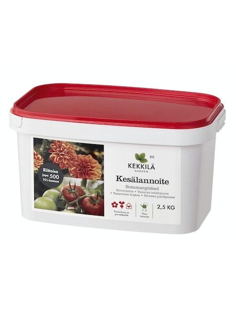 KESÄLANNOITE KEKKILÄ 2,5KG