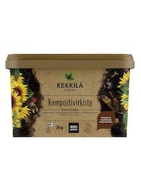 KOMPOSTIVIRKISTE KEKKILÄ 3KG