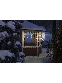 VALOSARJA AIRAM ULOS/SISÄLLE 72 LEDIÄ JÄÄPUIKKO