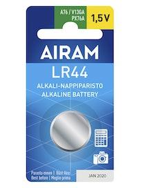 PARISTO AIRAM LR44/A76/1,5V