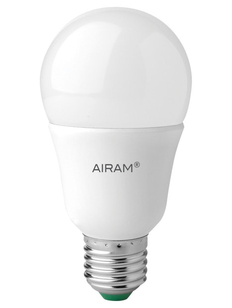 LED-PAKKASLAMPPU AIRAM 12W E27 1060LM 4000K -40C