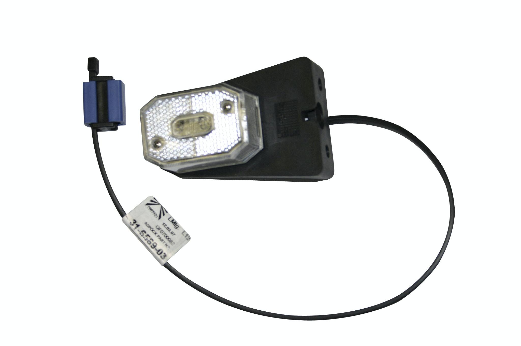 Frontljus, Ny Modell H000007