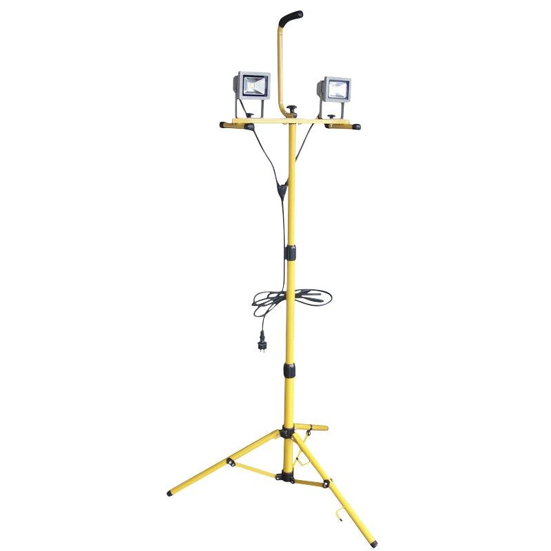 Arbetslampa Opal Brilliant 10W Med Stativ IP44